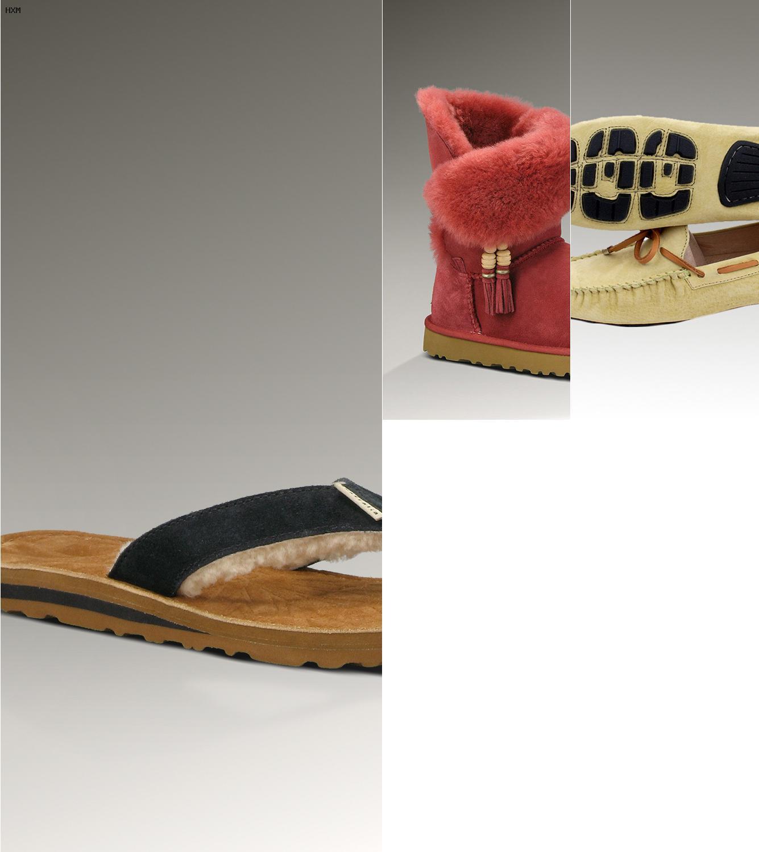boots imitation ugg noeud