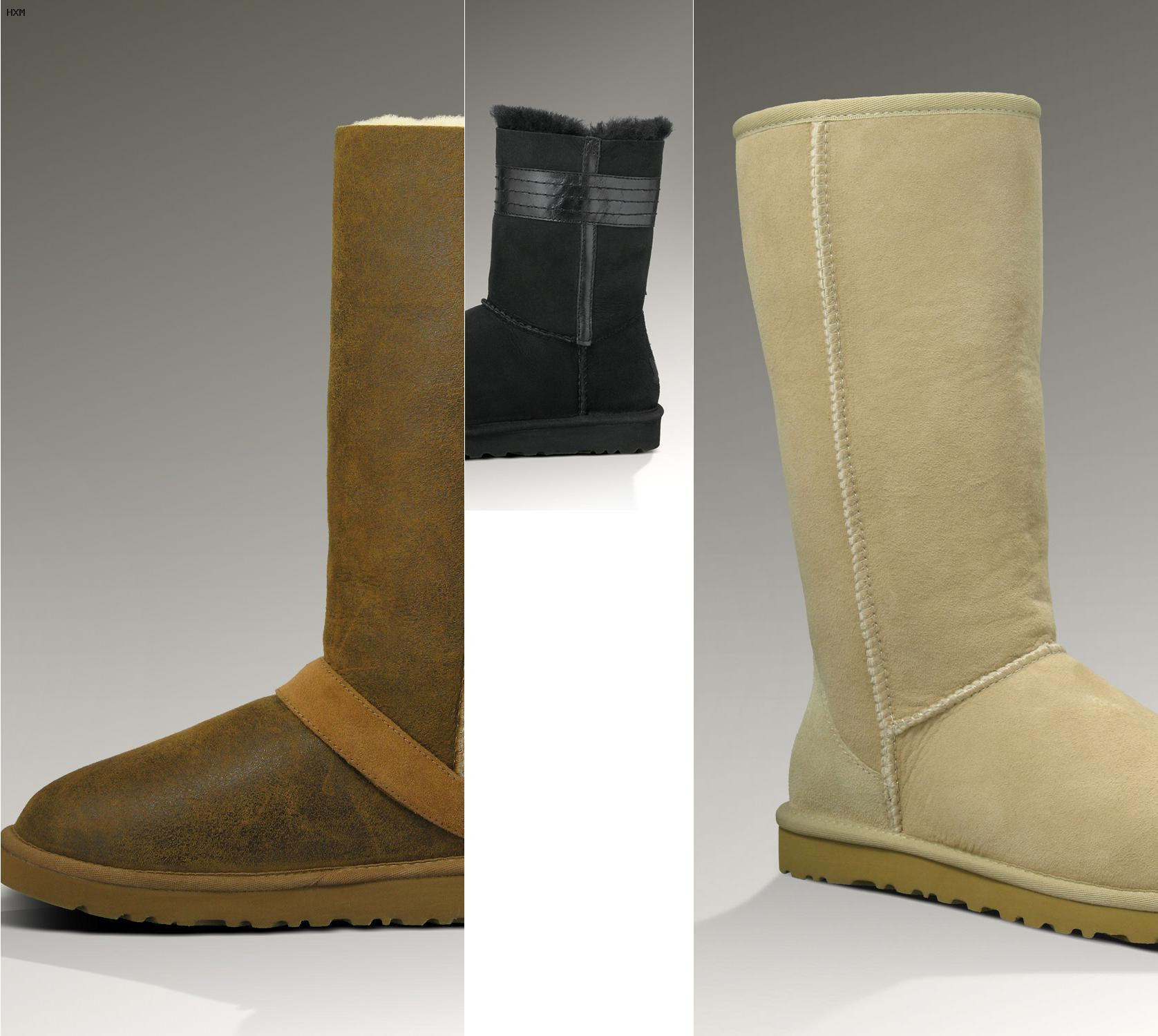 botte style uggs