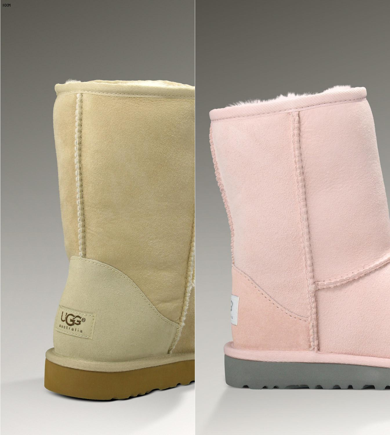 vente privee botte ugg