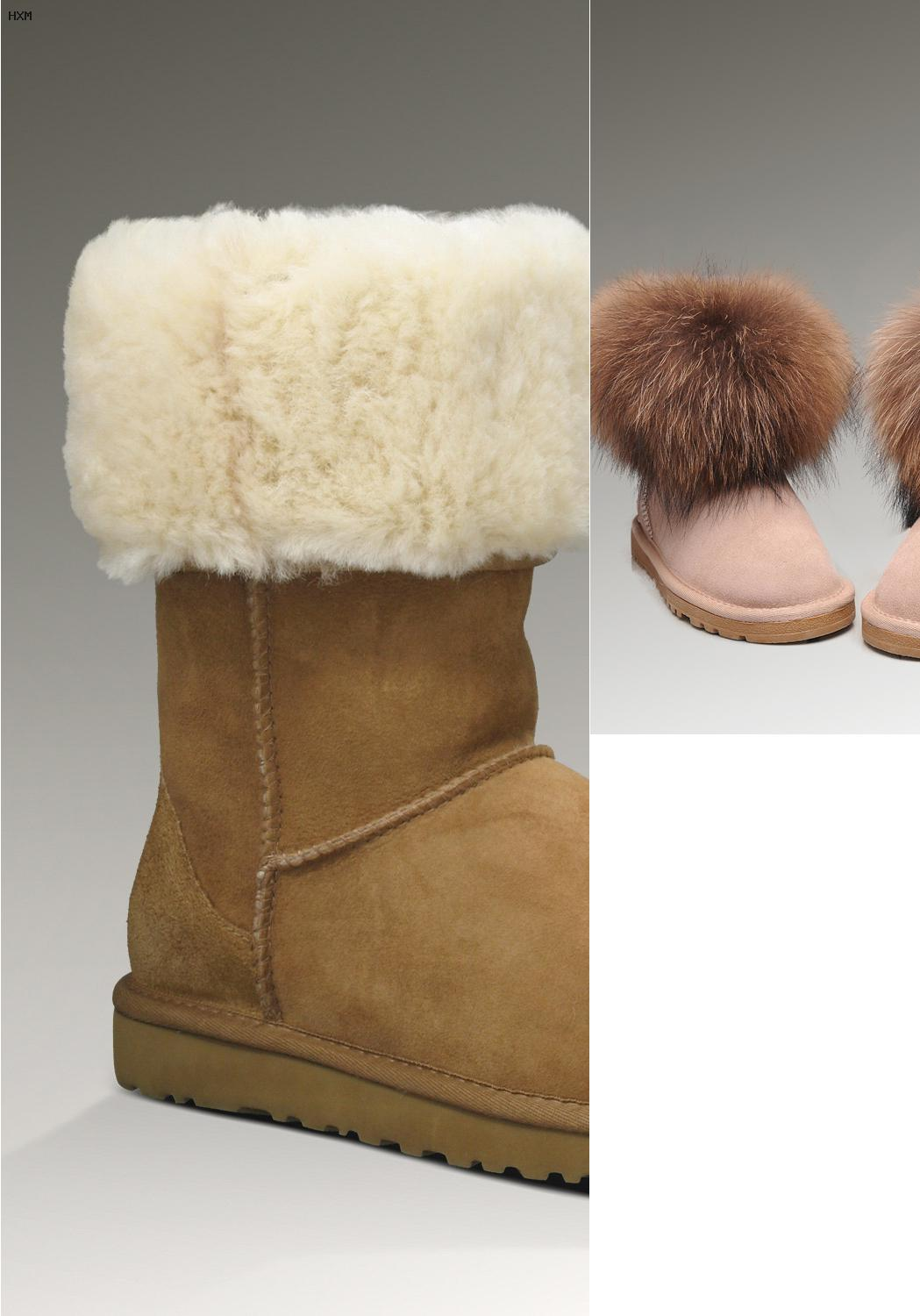 chaussons ugg soldes