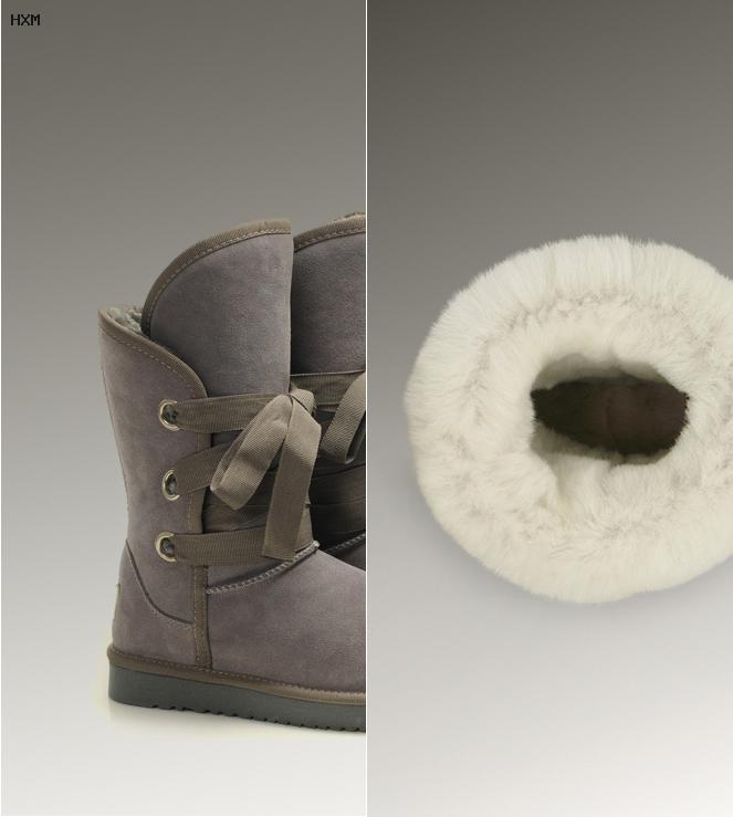 chestnut ugg boots nordstrom