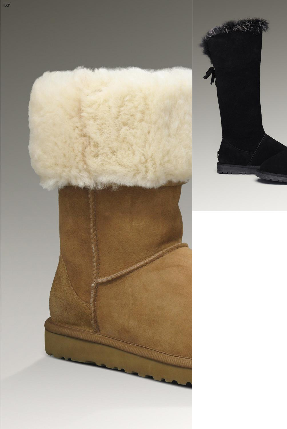 tailles ugg