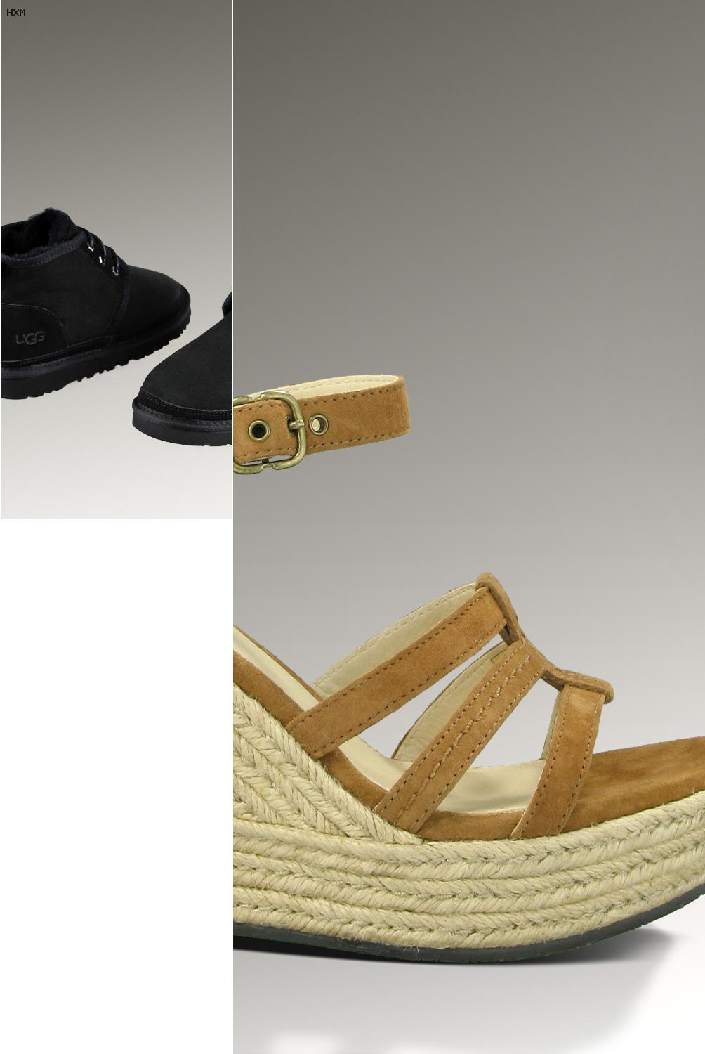 guide taille gant ugg