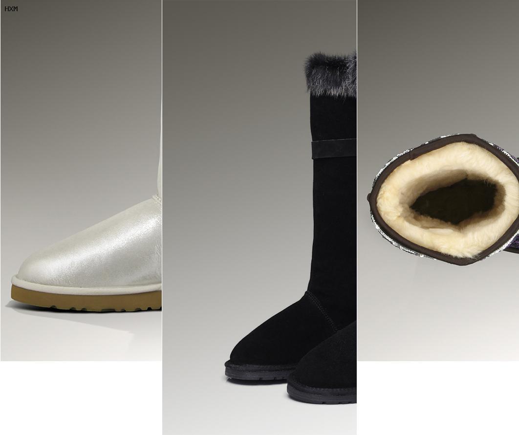 moon boots vs uggs