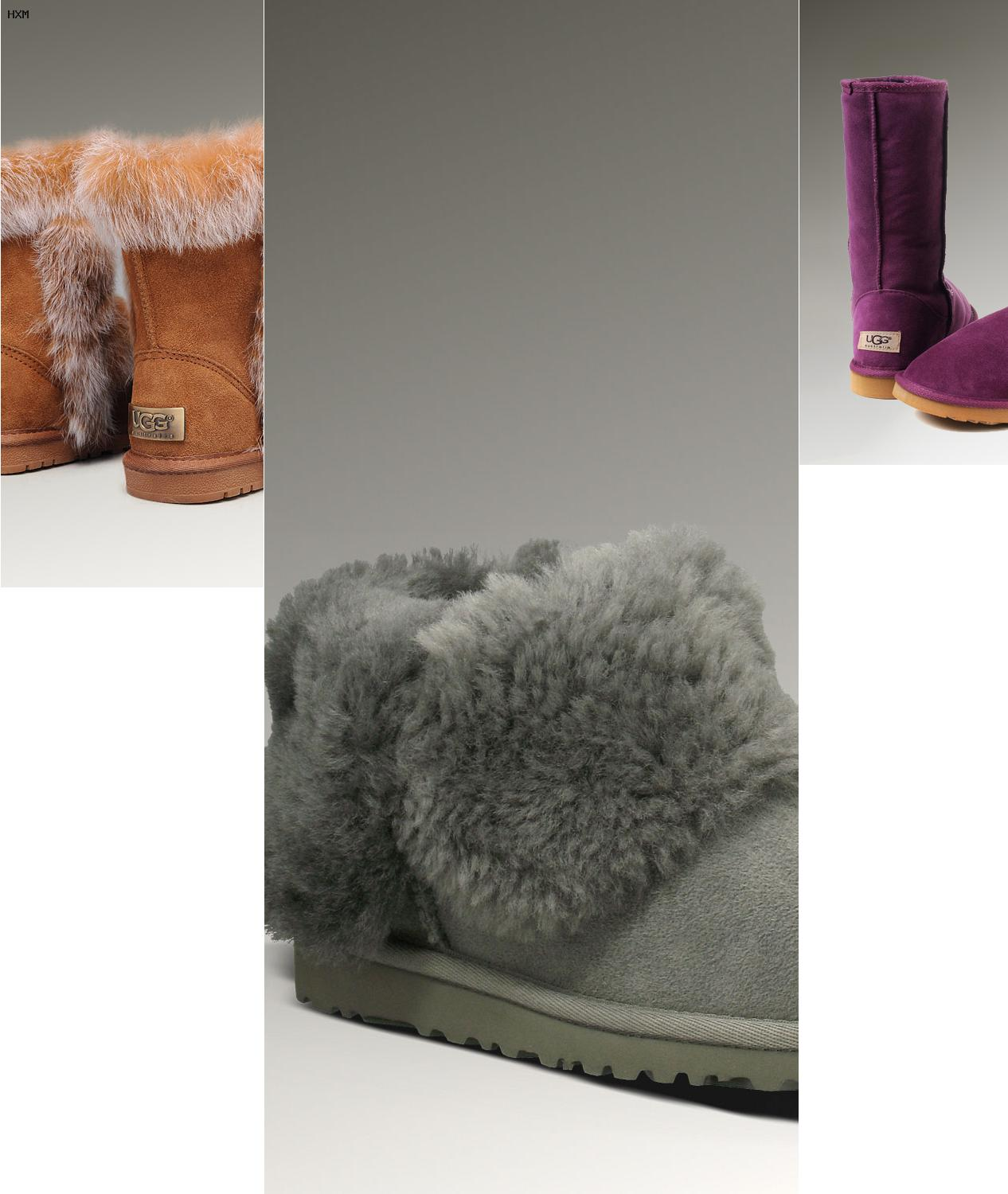 nouvelle collection ugg 2018