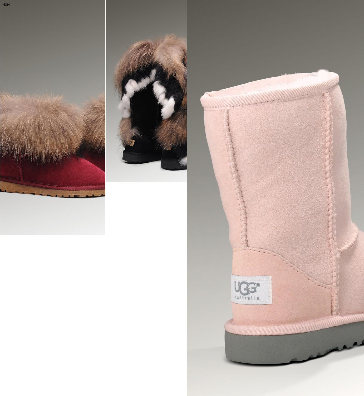 bottes ugg bailey bow pas cher