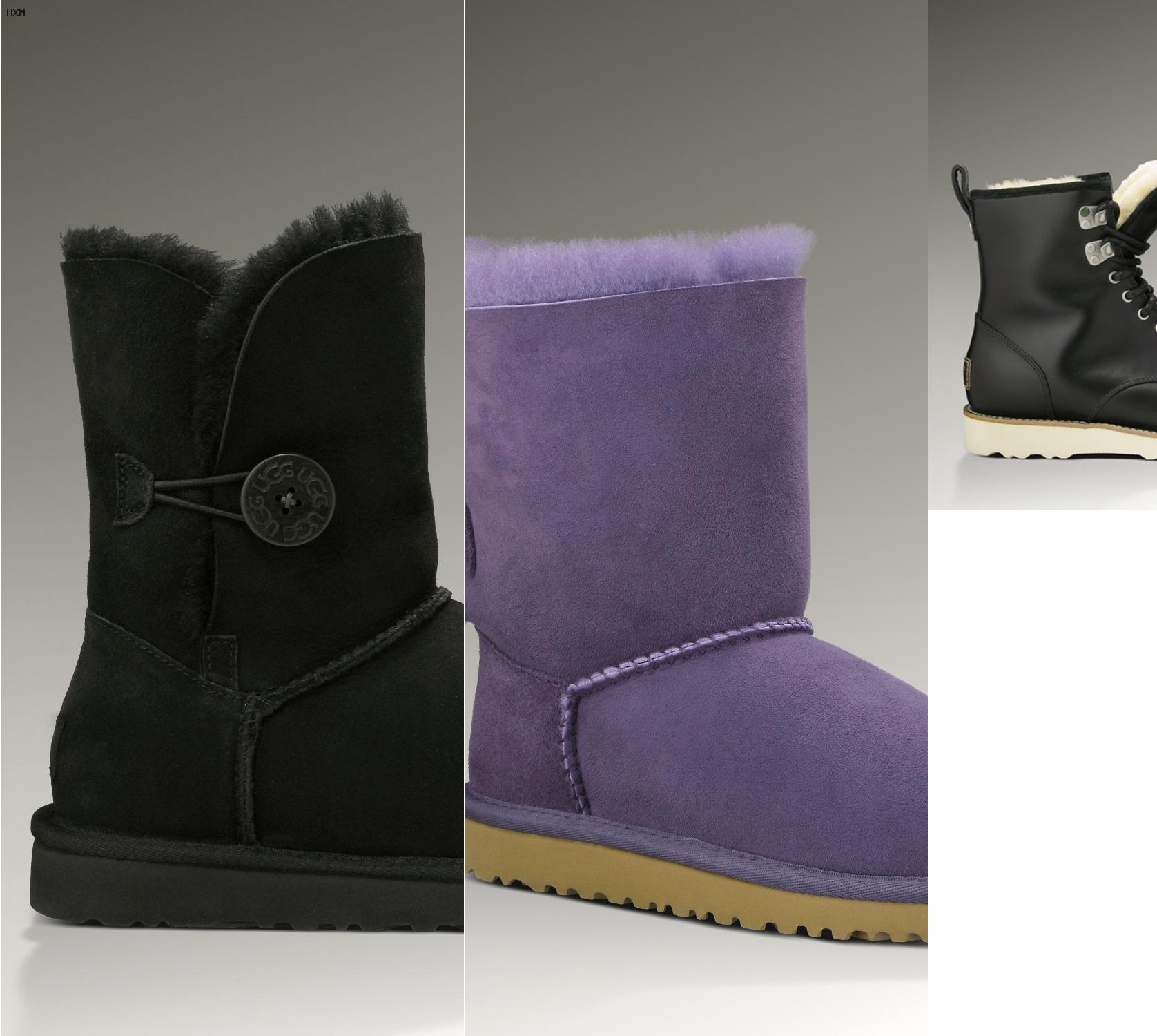 ugg pas cher grise
