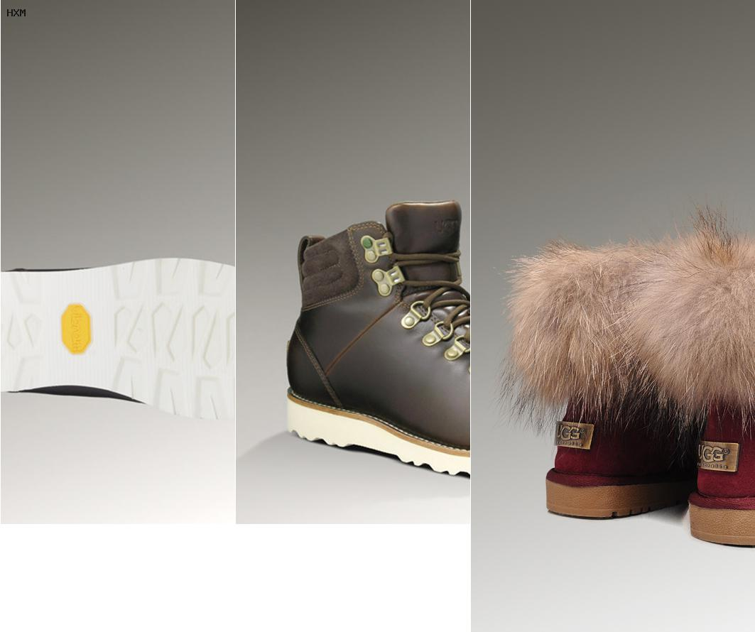 botte uggs homme