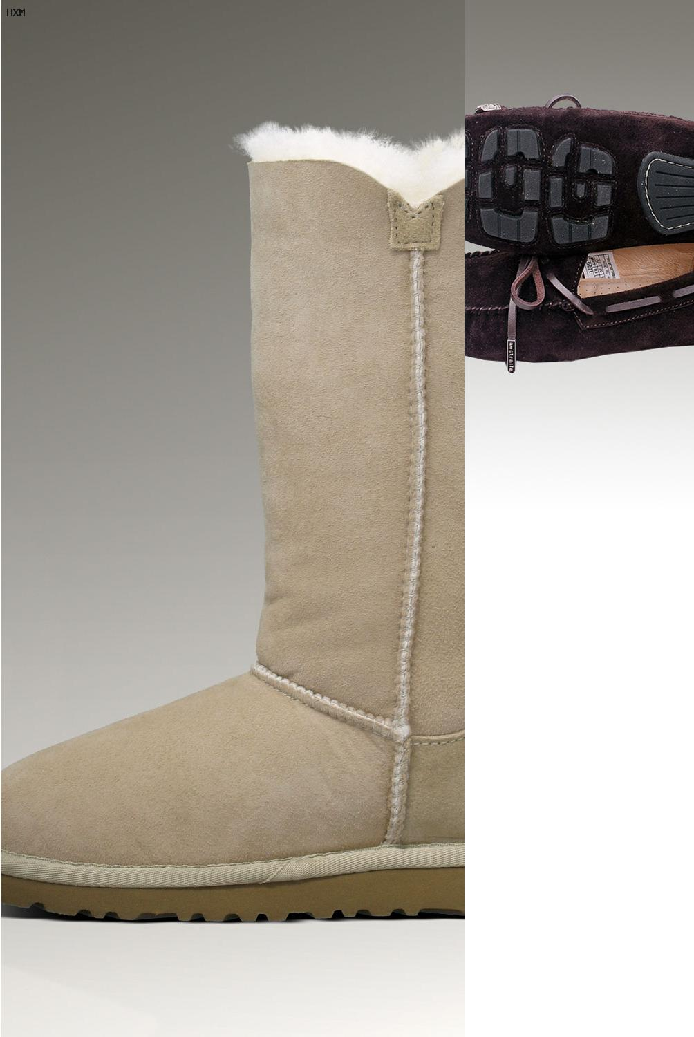 vraies ou fausses ugg